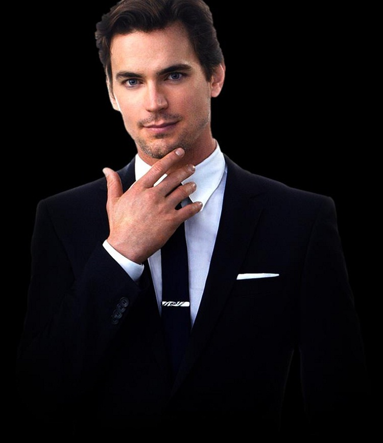 Neal Caffrey-Straight Characters Played By Gay Actors