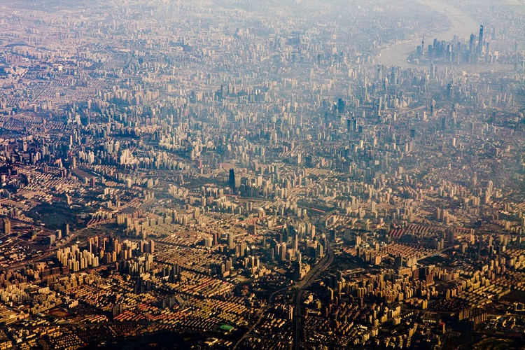 Shanghai-How Our World Appears To A Bird