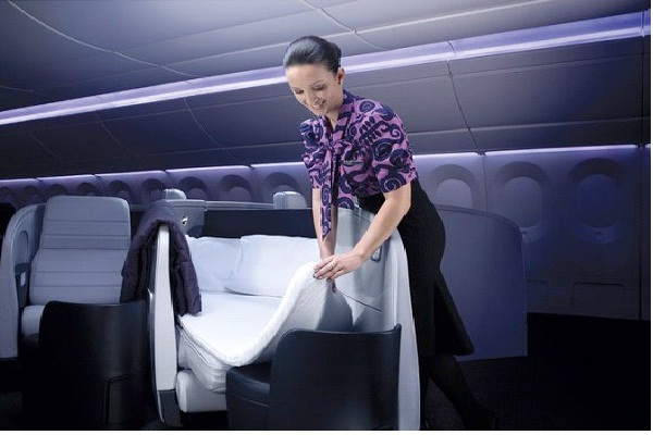 Air New Zealand-Most Luxurious Airlines