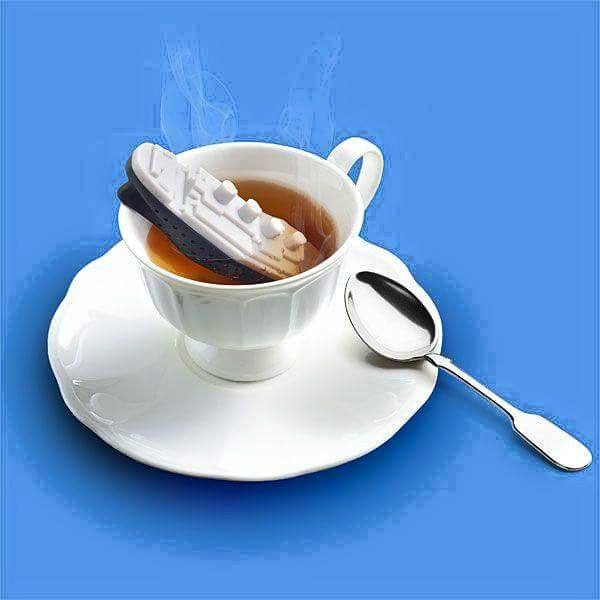 The 'Tea-tanic' Infuser-15 Tea Infusers Those Are Amazingly Adorable