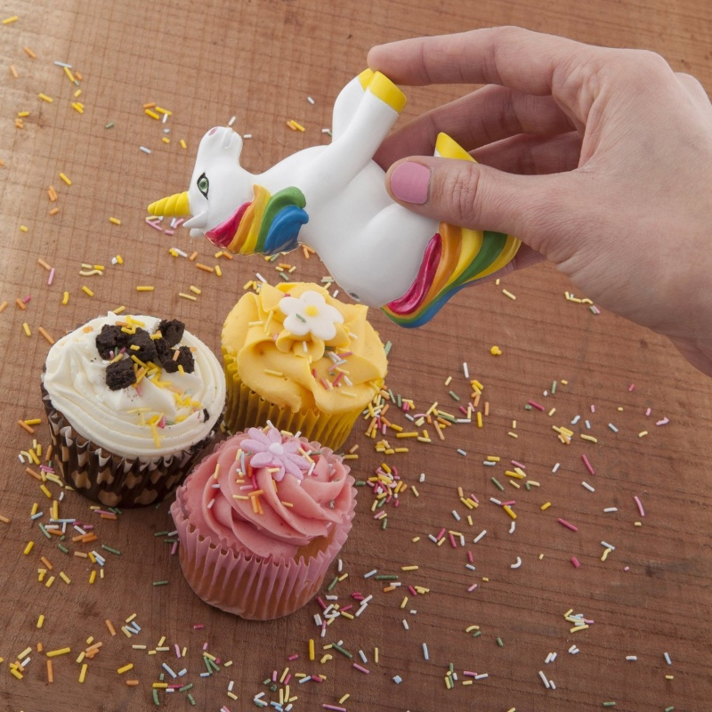 Unicorn Sprinkler/Shaker-15 Geeky Kitchen Gadgets That Will Make Your Kitchen A Super Kitchen