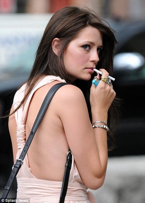 Why do girls smoke