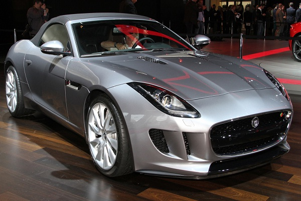 Jaguar F-type Coupe-Best Cars To Buy In 2014