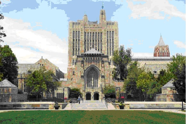 Yale University-Best Universities In The World.