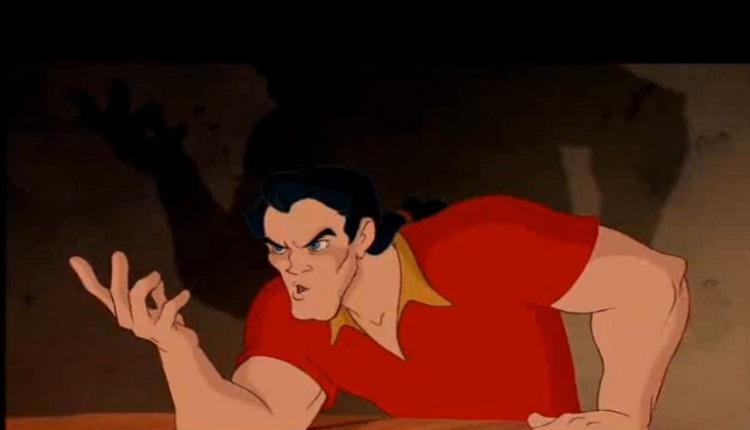 Gaston-Drunk Disney Characters