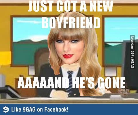 It lasted that long?-Best Taylor Swift Memes