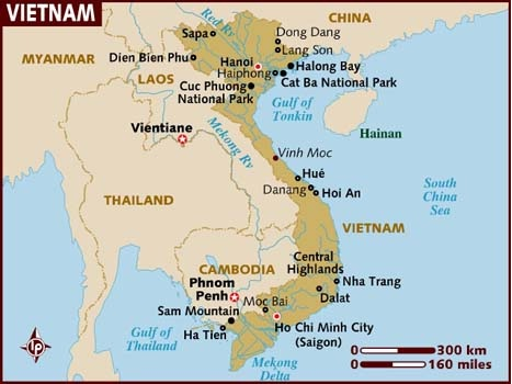Vietnam-Countries With The Best Food