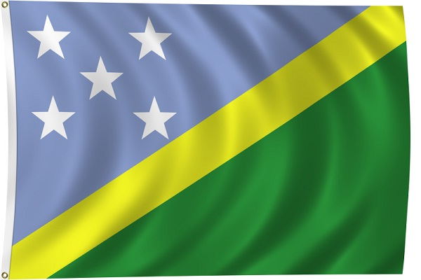 Solomon Islands-Countries With No Military Power