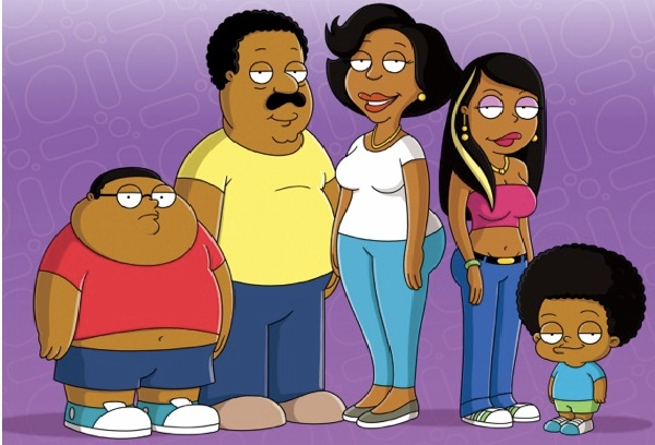 The Cleveland Show-12 Most Racist TV Shows Ever Made