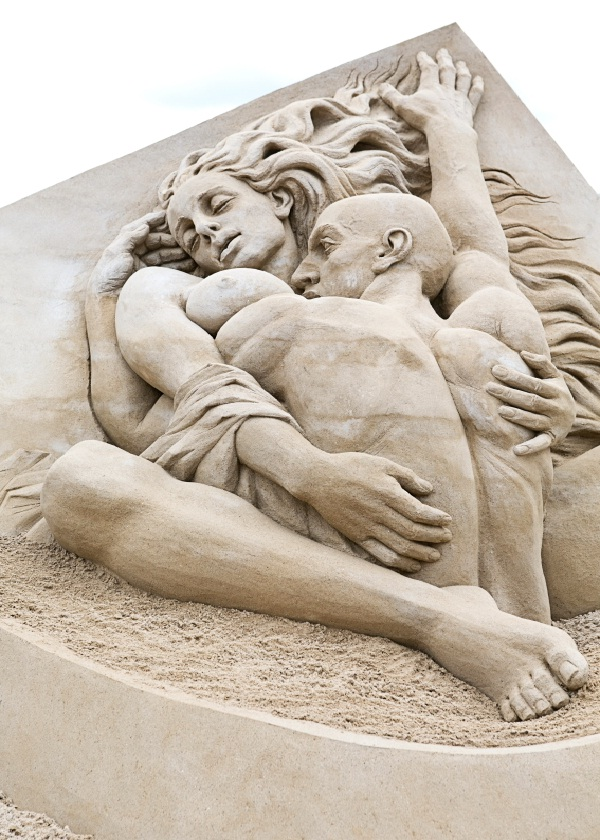 Pavel Mylnikov Russia-The Most Famous Sculptures In The World
