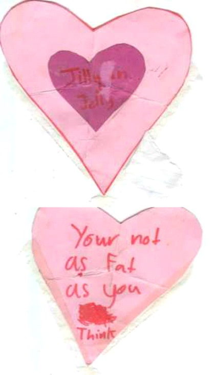 You're Not Fat-Valentine's Day Cards That You Should Not Give Your Partner