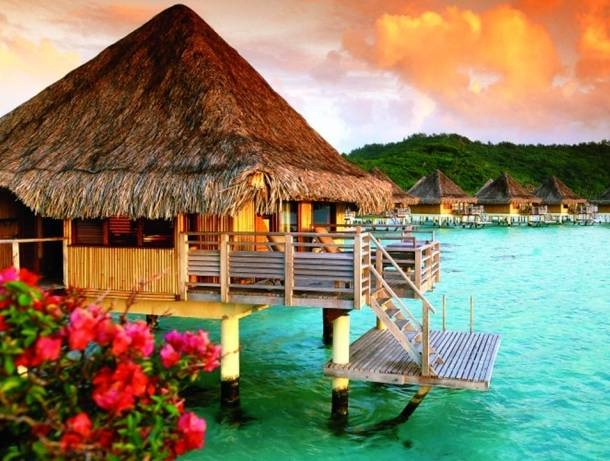 Tahiti-Best Honeymoon Destinations