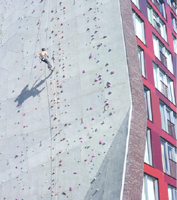 University Of Enschede - Netherlands-Coolest Climbing Walls