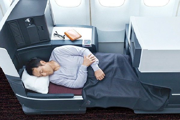 Japan Airlines-Most Luxurious Airlines