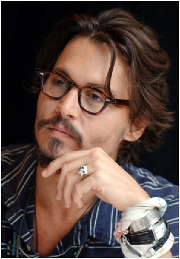 Johnny Depp's Skull Rings-12 Things You Didn't Know About Johnny Depp