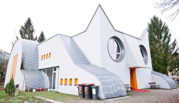 Wolfartsweier, Germany-World's Craziest Buildings