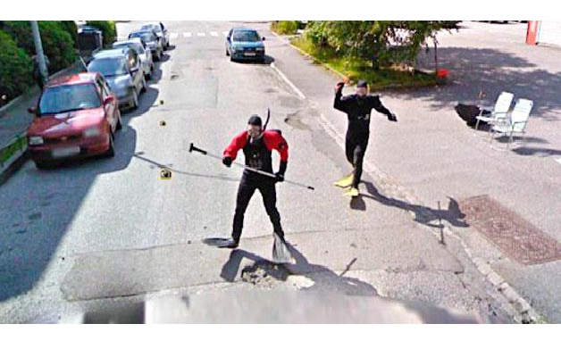 Well I Never?-Coolest Google Street Finds