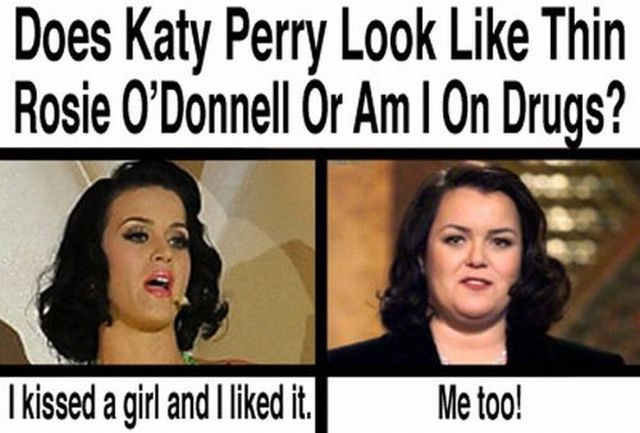 Yep they are similar-23 Hilarious Katy Perry Memes Ever Made