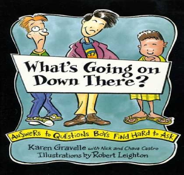 What's Going On Down There?-Most Bizarre Children's Books