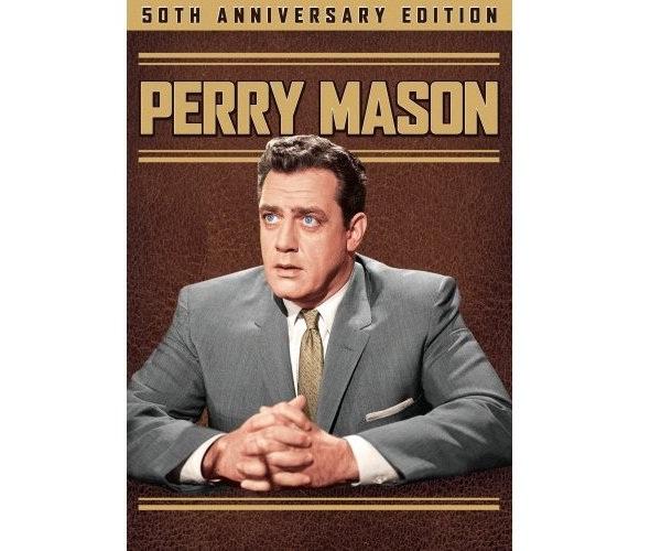 Perry Mason-Famous Fictional Detectives