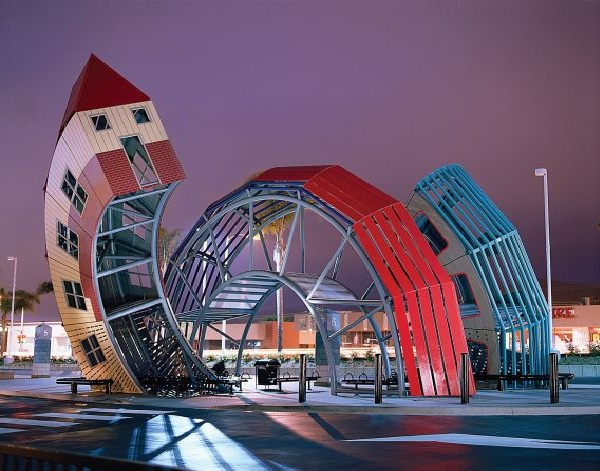 Viennese Construction-Cool Bus Stops Around The World