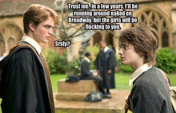 How prophetic-15 Hilarious Harry Potter Memes Ever
