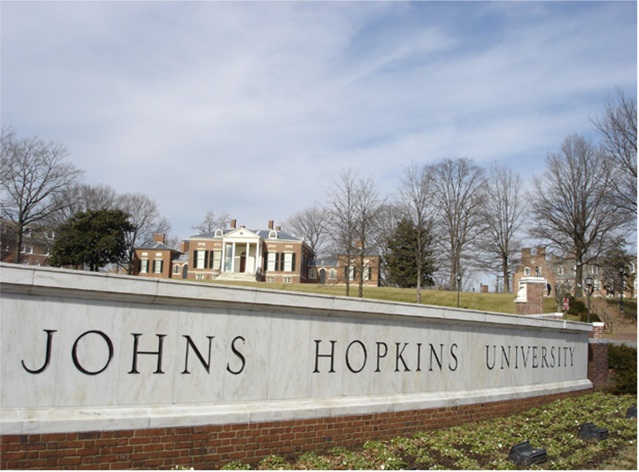 Johns Hopkins University-Most Expensive Colleges