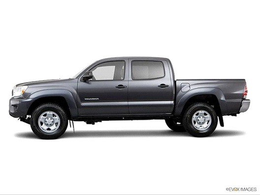 Toyota Tacoma-America's Most Stolen Cars