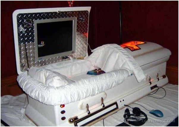 Coffin? Computer/PC Case-Amazing Computer Cases