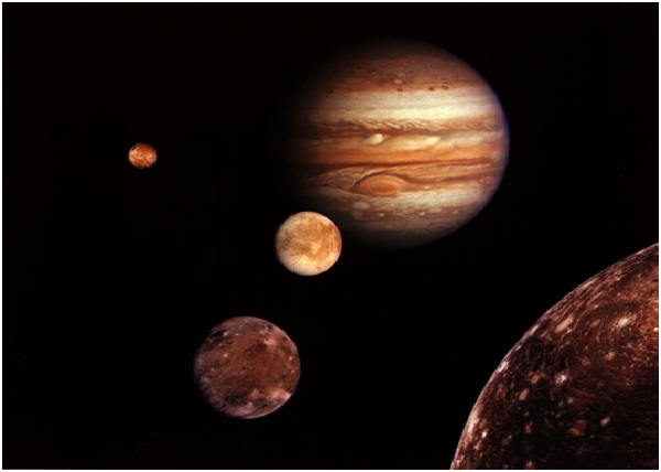 Jupiter Has 63 Moons-Amazing Facts About Jupiter