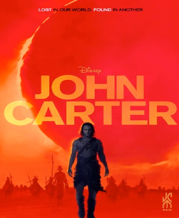 John Carter-Awesome Movies That Flopped