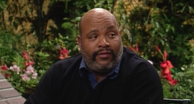 Phillip Banks-Funniest Black TV Characters