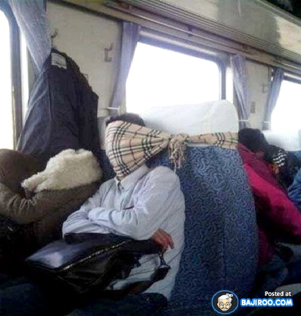 Head Rest-Funniest Pics Of Lazy People
