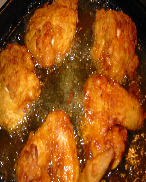 Avoid fried foods-Natural Ways To Lose Weight