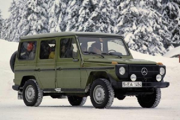 1979 G-Wagen-Best Mercedes Ever