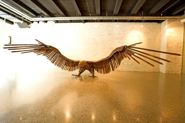 Haast's Eagle-Most Amazing Extinct Animals