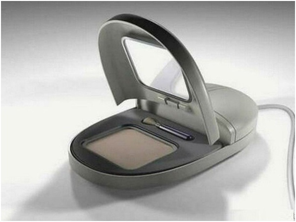 Make-up Compact Mouse-Amazing Computer Mice