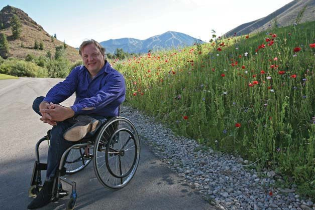 John Hockenberry-Amazing People With Physical Disabilities