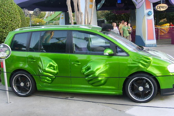 2005 Volkswagen Touran-Coolest Cars In The Fast And The Furious