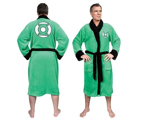 The Green Lantern-Amazing Geeky Robes