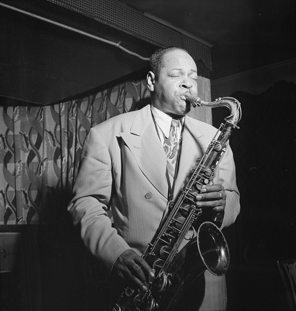 Coleman Hawkins-Famous Jazz Musicians