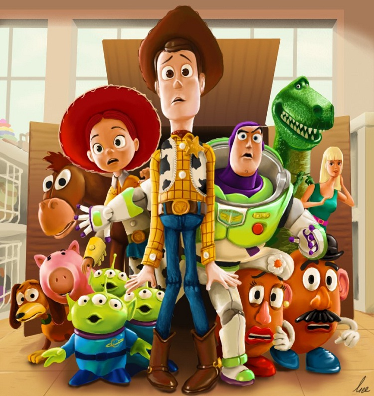 """It was almost never made-Little Known Things About """"Toy Story"""" Trilogy"""