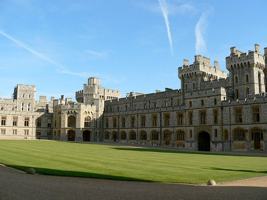 Windsor Castle - England-Most Beautiful Castles Around The World