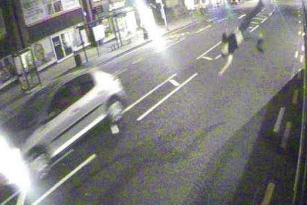 Hit and Run Driver-Shocking Moments Caught On Camera