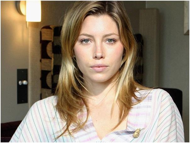 Jessica Biel-Celebrities Who Don't Wear Makeup