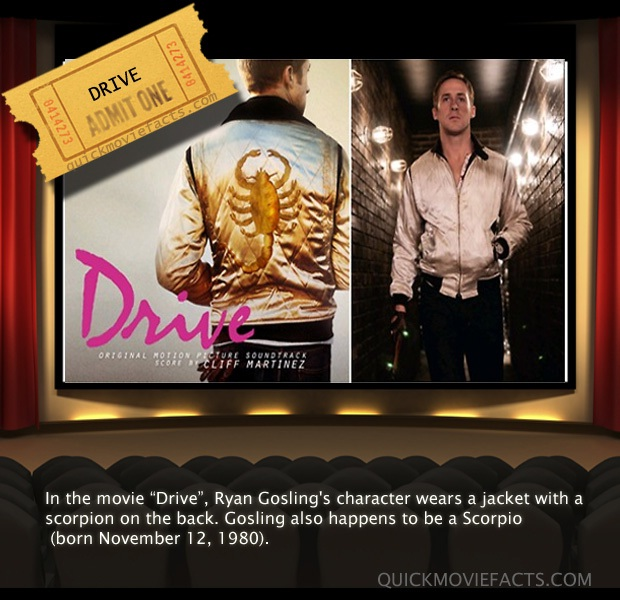 Drive-Surprising Unknown Facts About Hollywood Movies