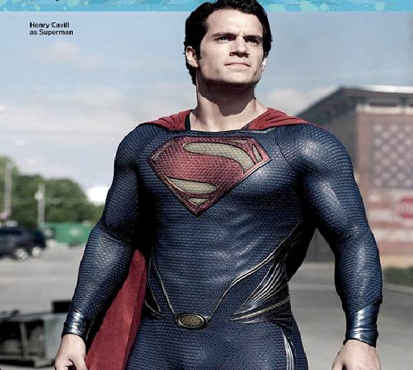 Man Of Steel - $225-Most Expensive Films Till Now