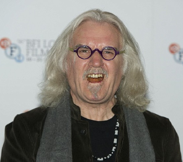 Billy Connolly-Famous Comedians Ever