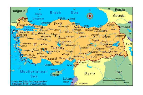 Turkey-Best Holiday Destinations
