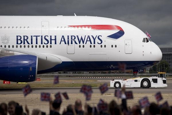 British Airways-Safest Airlines